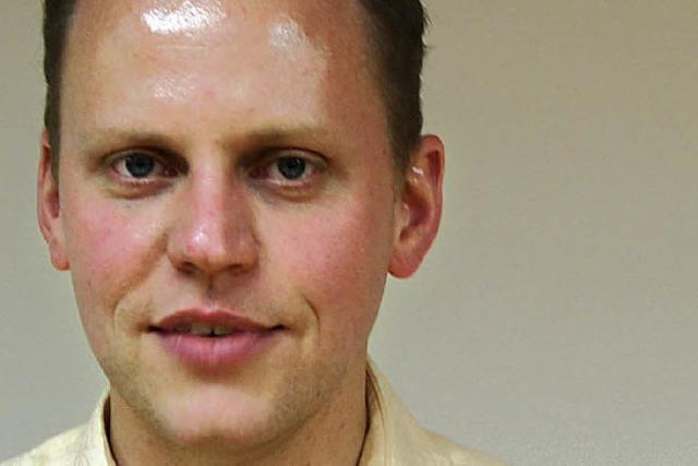 Christian Hess zu Gast in Weil
