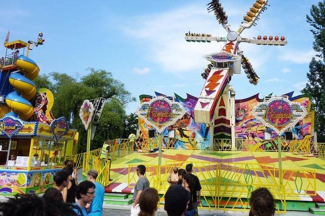 Basler Herbstmesse lockt mit 496 Bahnen und Ständen