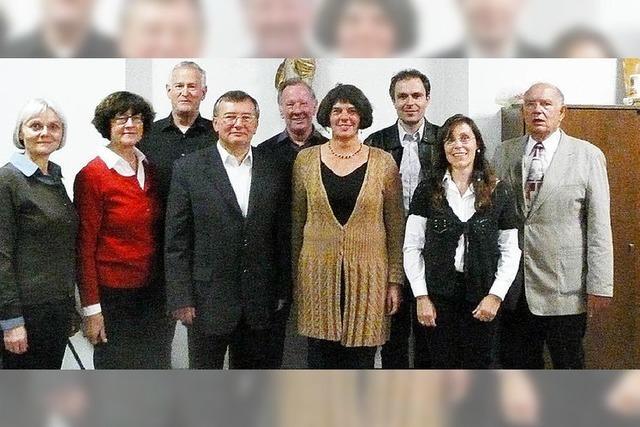 Reguläres Mitglied mit Vorstand