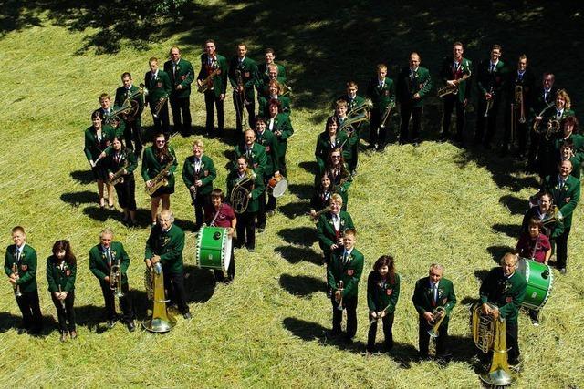 Feldberger Musiker feiern 90-Jähriges