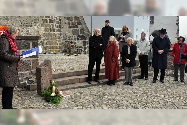 Gedenken an Deportation der Juden
