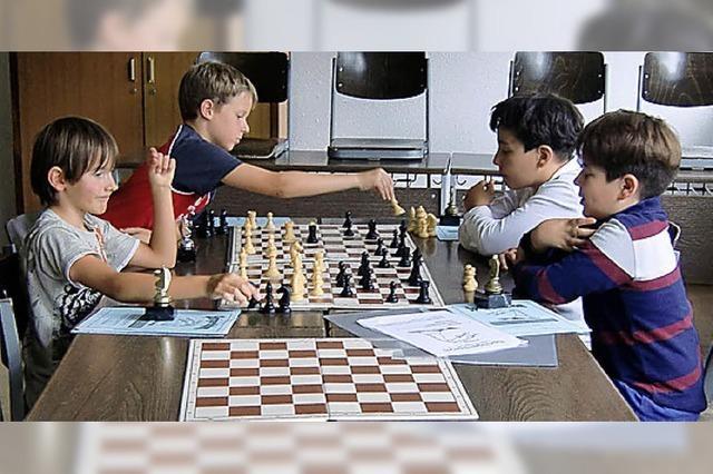 Schachzüge am Dienstagabend