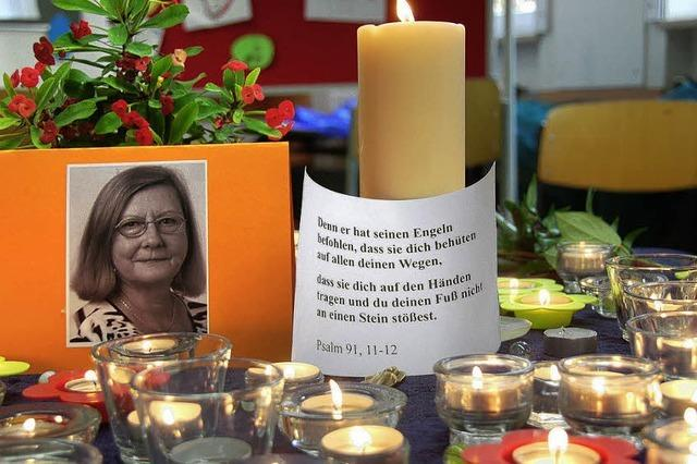 Trauer um Rosemarie Gasch
