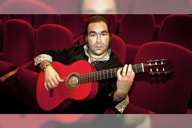 Der Flamenco-Virtuose aus dem Ruhrpott