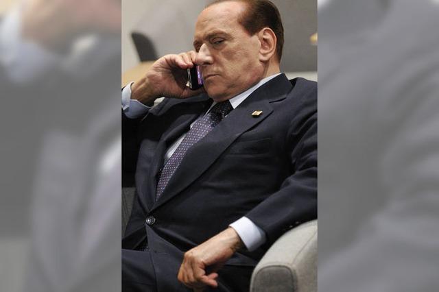 Italien fühlt sich heruntergeputzt