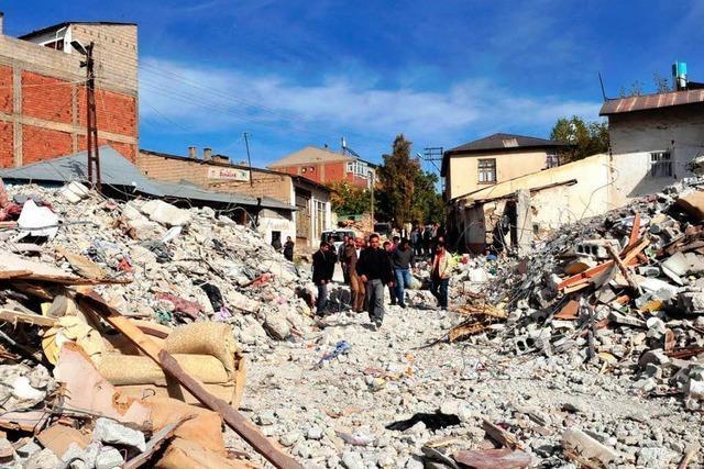 Erdbeben in der Türkei: So viel Hilfe wie noch nie
