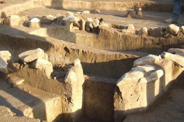 Sensations-Fund am Kurgarten: Archäologen entdecken 5000 Jahre altes Kammergrab