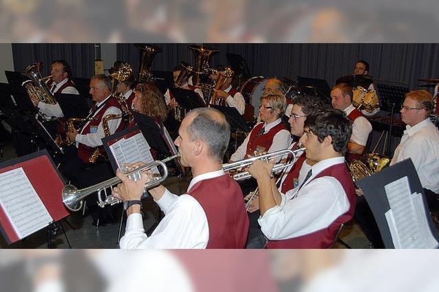 Ein Abend der gelungenen Premieren für Forchheims Musiker