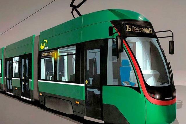 Flexity schlägt Combino: Kanadier liefern neue Trams für Basel