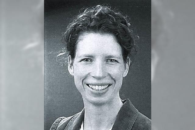 Sabine Schneider wird einstimmig gewählt