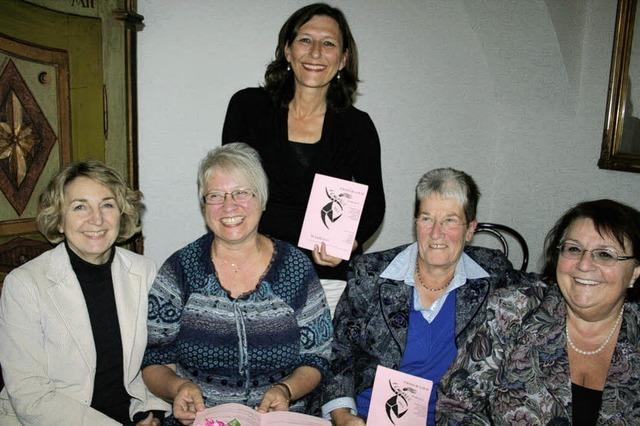 Ein Programm von Frauen für Frauen