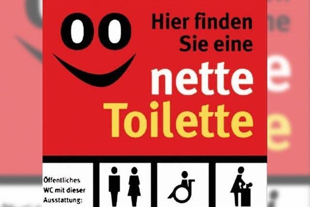Toiletten werden bald netter