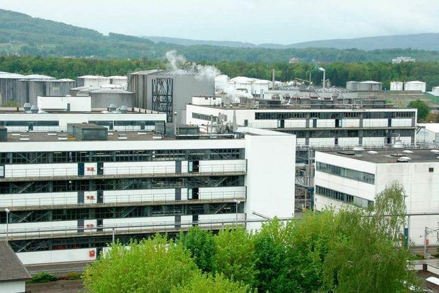 Hochrhein: Die Chemieindustrie ringt um Anschluss