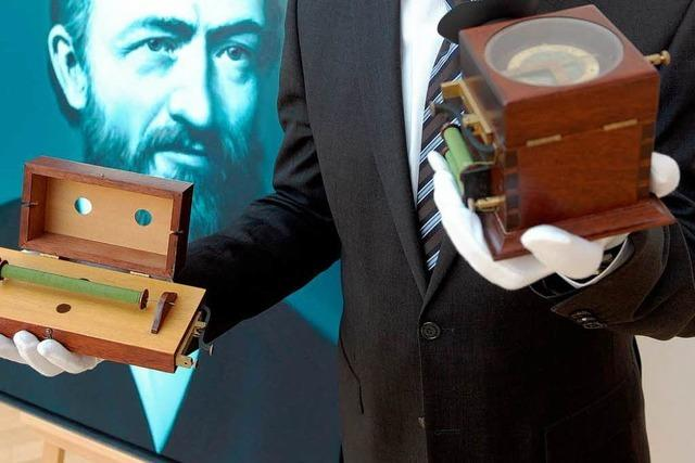 Das Telefon feiert 150. Geburtstag