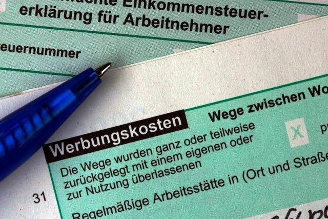 Studium von der Steuer absetzen: Kein Privileg für junge Leute