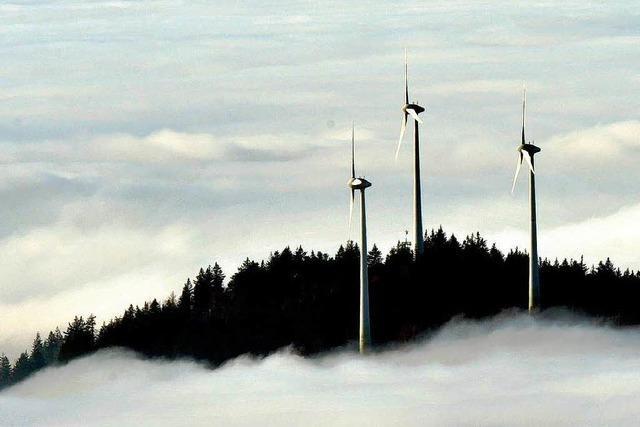 Der Streit um die Windkraft spitzt sich zu