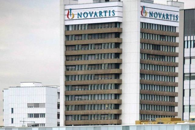 Novartis baut 2000 Stellen ab