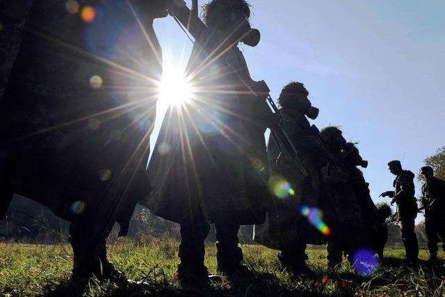 Kahlschlag bei Bundeswehr im Südwesten