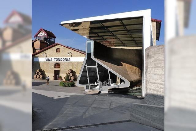 Rioja: Moderne Architektur und das Museum der Weinkultur