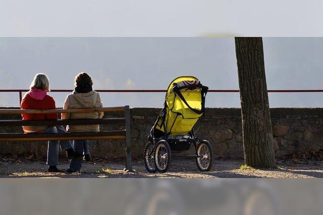 Mehr Geburten, weniger Sterbefälle - Freiburg boomt
