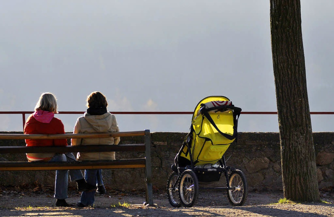 Schöne Aussichten: Freiburg wächst, ha...lkerung und wartet mit neuen Jobs auf.  | Foto: Schneider