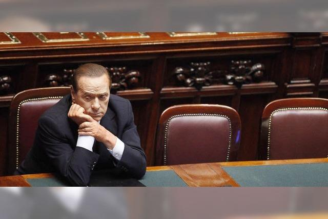 Lega Nord dementiert Geheimpakt mit Berlusconi