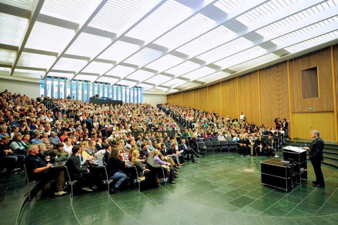 anwesenheitspflicht und berf llte h rs le semesterstart in freiburg freiburg badische zeitung. Black Bedroom Furniture Sets. Home Design Ideas