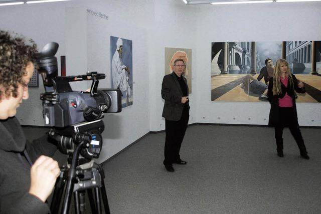 Messmer und Freunde: Künstler geben Einblick in ihr aktuelles Schaffen