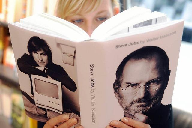 Steve Jobs: Vom verlassenen Jungen zum besessenen Visionär