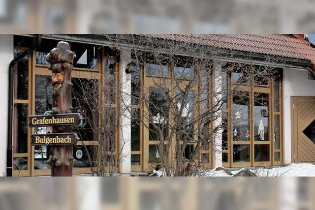 Hölzlehütte in Staufen bekommt Kanalanschluss