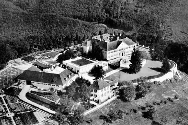 Besondere Zierde für Schloss Bürgeln