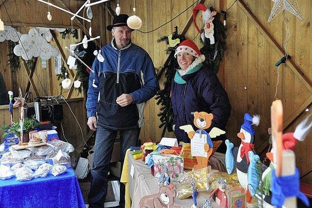 Weihnachtsmarkt fällt wohl aus