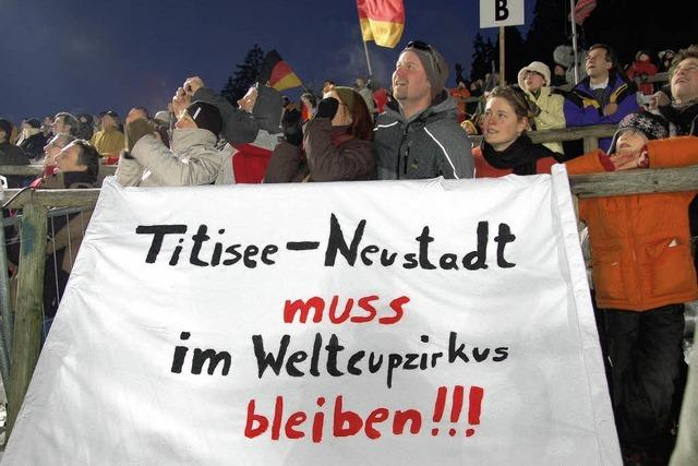 Neustadt hat den Weltcup zurück