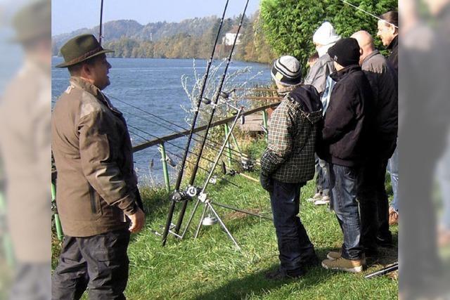 Fischerprüfung lockt viele an