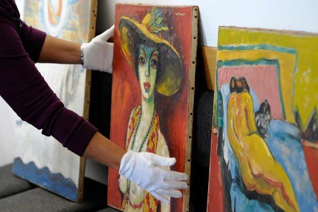 Freiburger Kunstfälscher: Im Prozess kam nicht alles auf den Tisch