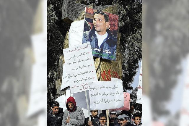 Ennahda will Regierungschef stellen