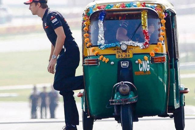 Formel 1: Die Inder müssen erst noch begeistert werden