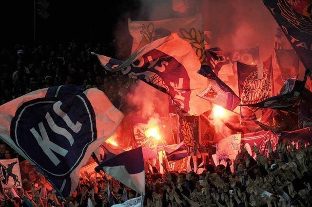 DFL lehnt Legalisierung von Pyrotechnik im Stadion ab