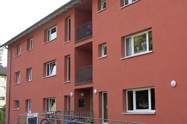 Rotes Haus im Programm bis 2014