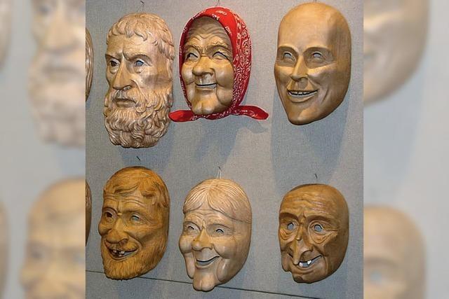 Senioren zeigen ihre (Kunst-)Werke