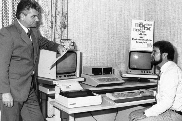 Die rasante Entwicklung der Informationstechnik