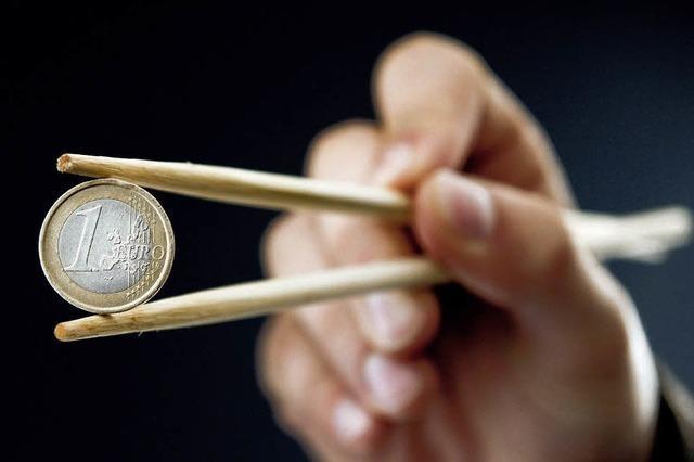 China soll helfen, Europa finanziell zu helfen