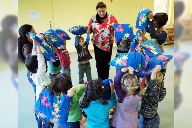 Förderprogramm für Schüler: Singen und springen mit System