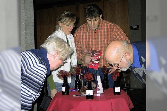 Bad Bellinger Rotweinnacht: Die wunderbare Welt des Rotweins