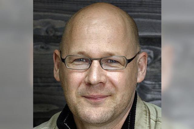 Christoph Geisel ist dem Zeitgeist auf der Spur