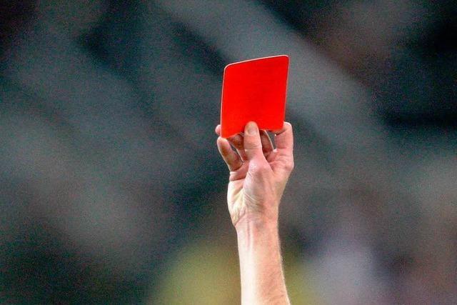 Fifa soll Schiri-Honorare in die Schweiz überwiesen haben