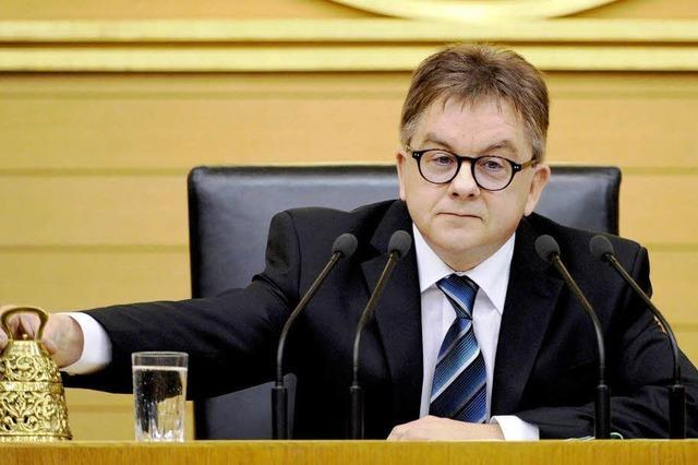 Wolf warnt CDU vor Spaltung
