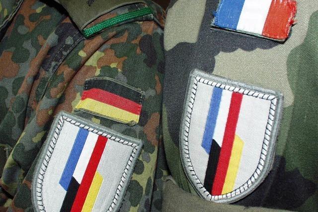 Deutsch-Französische Brigade sucht neues Schießgelände