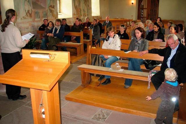 Gottesdienste nun an wechselnden Orten