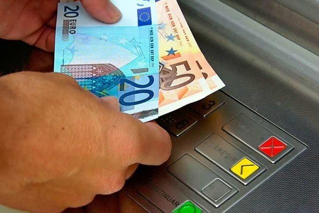 27.000 Euro Schaden durch Skimming bei der Volksbank